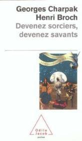 Devenez Sorciers, Devenez Savants - Couverture - Format classique