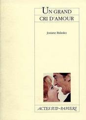 Un Grand Cri D'Amour - Intérieur - Format classique