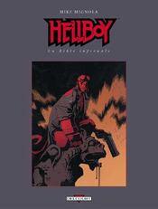 Hellboy ; la bible infernale - Intérieur - Format classique