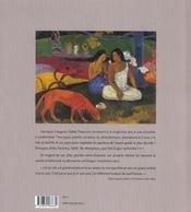 Paul Gauguin - 4ème de couverture - Format classique