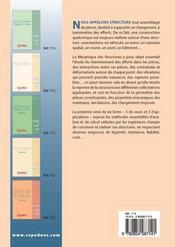 Thermique des structures ; dynamique des structures t.3 - 4ème de couverture - Format classique