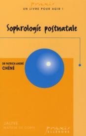 Sophrologie postnatale - Couverture - Format classique
