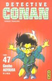 Detective Conan T47 - Couverture - Format classique