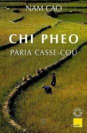 Chi Pheo, Paria Casse-Cou - Couverture - Format classique