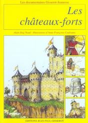 Les châteaux forts - Intérieur - Format classique