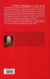 Le moulin du frau - 4ème de couverture - Format classique