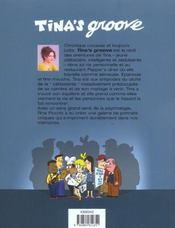 Tina'S Groove T.1 ; Amour Et Hamburger - 4ème de couverture - Format classique