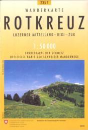 Rotkreuz pedestre - Couverture - Format classique