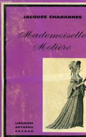 Mademoiselle Moliere. - Couverture - Format classique