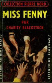 Miss Fenny. Collection L'Aventure Criminelle N° 35. - Couverture - Format classique