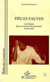 Pieces Fauves - Intérieur - Format classique