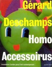 Homo Accessoirus - Intérieur - Format classique