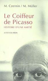 Le coiffeur de picasso - Intérieur - Format classique
