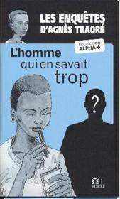 L'Homme Qui En Savait Trop - Niveau 2 (Livret Postalph) - Couverture - Format classique