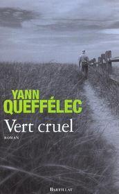 Vert cruel - Intérieur - Format classique