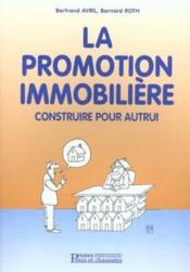 Promotion Immobiliere - Couverture - Format classique
