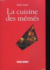 La cuisine des mémés - Couverture - Format classique