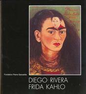Diego Rivera Et Frida Kahlo 1998/Broche - Intérieur - Format classique
