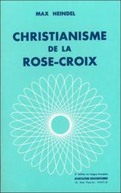 Christianisme De La Rose-Croix - Couverture - Format classique