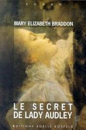 Secret De Lady Audley - Couverture - Format classique