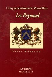 Cinq generations de marseillais : les reynaud - Intérieur - Format classique