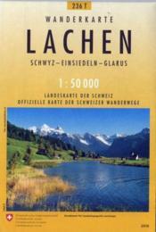 Lachen pedestre (édition 2010) - Couverture - Format classique