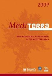 Vente livre :  Mediterra 2009 ; rethinking rural development in the mediterranean  - Ciheam