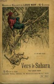 Dans Les Airs. Vers Le Sahara. - Couverture - Format classique