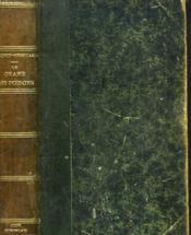 LE DRAME DES POISONS. Etude sur la Société du XVIIe siècle et plus particulièrement la Cour de Louis XIV d'après les archives de la Bastille. - Couverture - Format classique