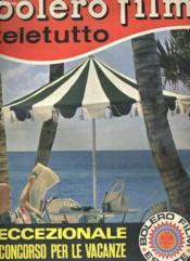 Bolero Film Teletutto - N°1052 - Couverture - Format classique