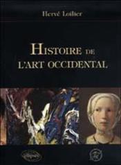 Histoire De L'Art Occidental - Couverture - Format classique