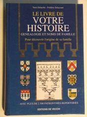 Le Livre De Votre Histoire - Intérieur - Format classique