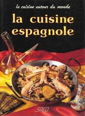La cuisine espagnole - Intérieur - Format classique