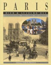 Paris hier et aujourd'hui - Couverture - Format classique