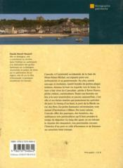 Cancale - 4ème de couverture - Format classique