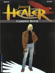 James Healer t.1 ; Camden Rock - Intérieur - Format classique