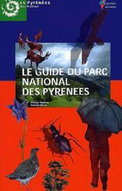 Guide du parc national des Pyrénées - Couverture - Format classique