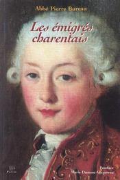 Les Emigres Charentais, 1791-1814 - Intérieur - Format classique