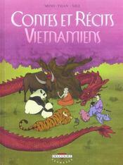 Contes et récits vietnamiens - Intérieur - Format classique