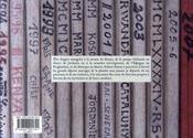 Carnet de voyages ? cheval autour du monde - 4ème de couverture - Format classique