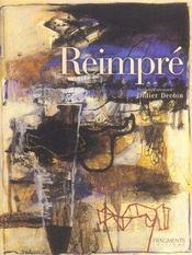 Thibaut de reimpre - Intérieur - Format classique