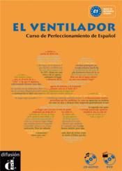 El Ventilador Libro Del Alumno +Cd + Dvd - Couverture - Format classique