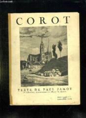 Corot. - Couverture - Format classique