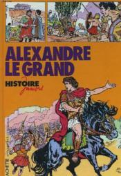 Alexandre Le Grand - Couverture - Format classique