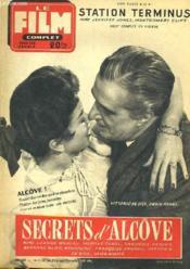 Film Complet N° 491 - Ssecrest D'Alcove - Couverture - Format classique