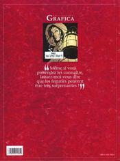 Black mary t.1 ; quartier des ombres - 4ème de couverture - Format classique