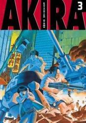 Akira t.3 - Couverture - Format classique
