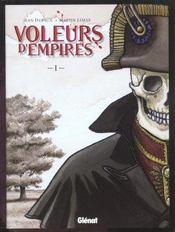 Les voleurs d'empires t.1 - Intérieur - Format classique