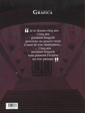 Les voleurs d'empires t.1 - 4ème de couverture - Format classique