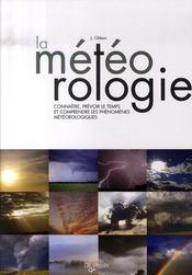 La météorologie - Intérieur - Format classique